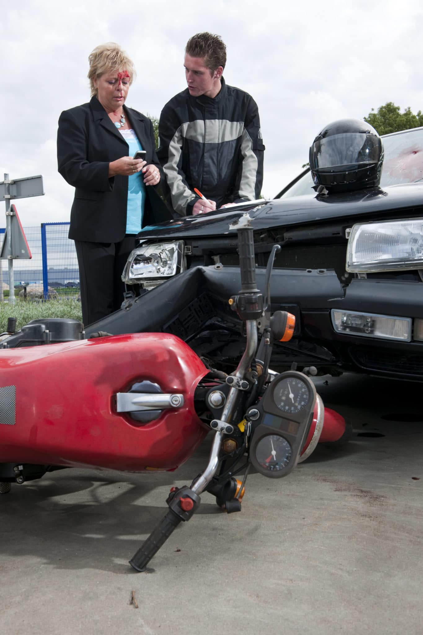 West Caldwell Motorcycle Accident Attorney