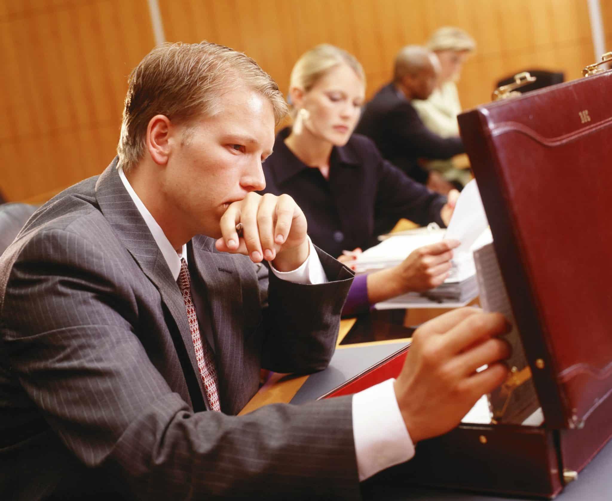 Municipal Court Defense Attorney John L. Kemenczy - West Caldwell, NJ